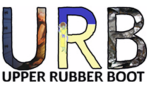 ~Upper Rubber Boot
